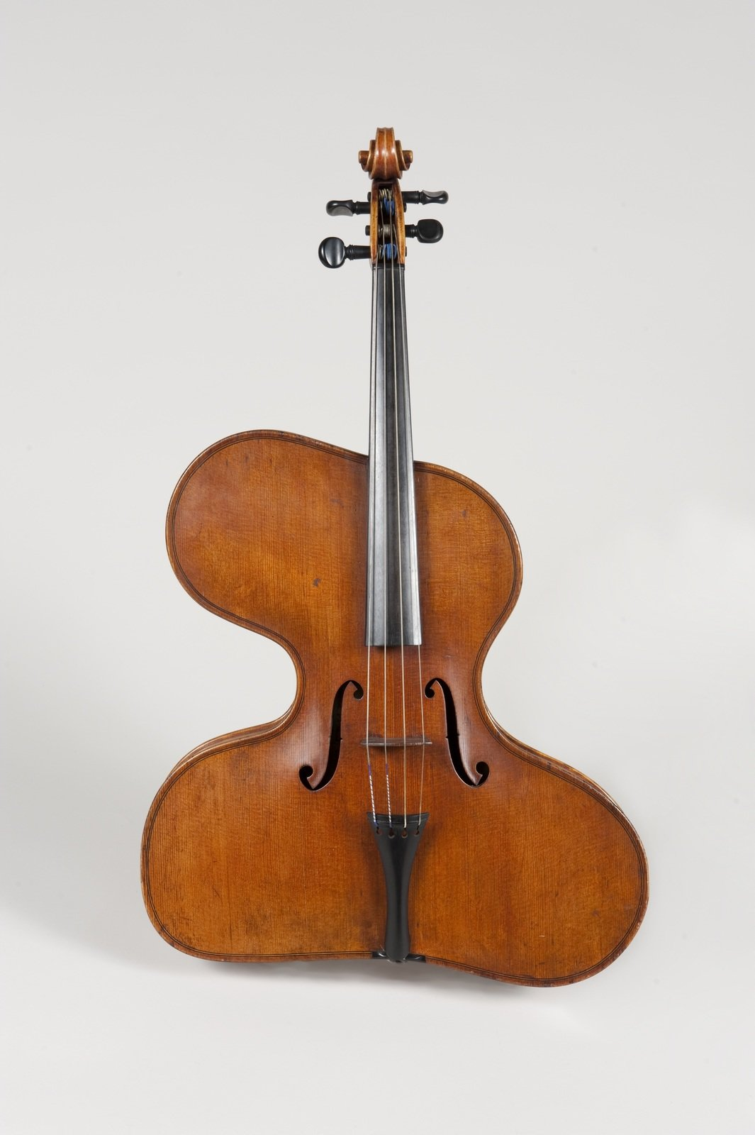 Violino-Harpa, 1873, Zach Thomas, Cité De La Musique, In Copyright
