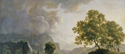 Arcadian and romantic landscapes