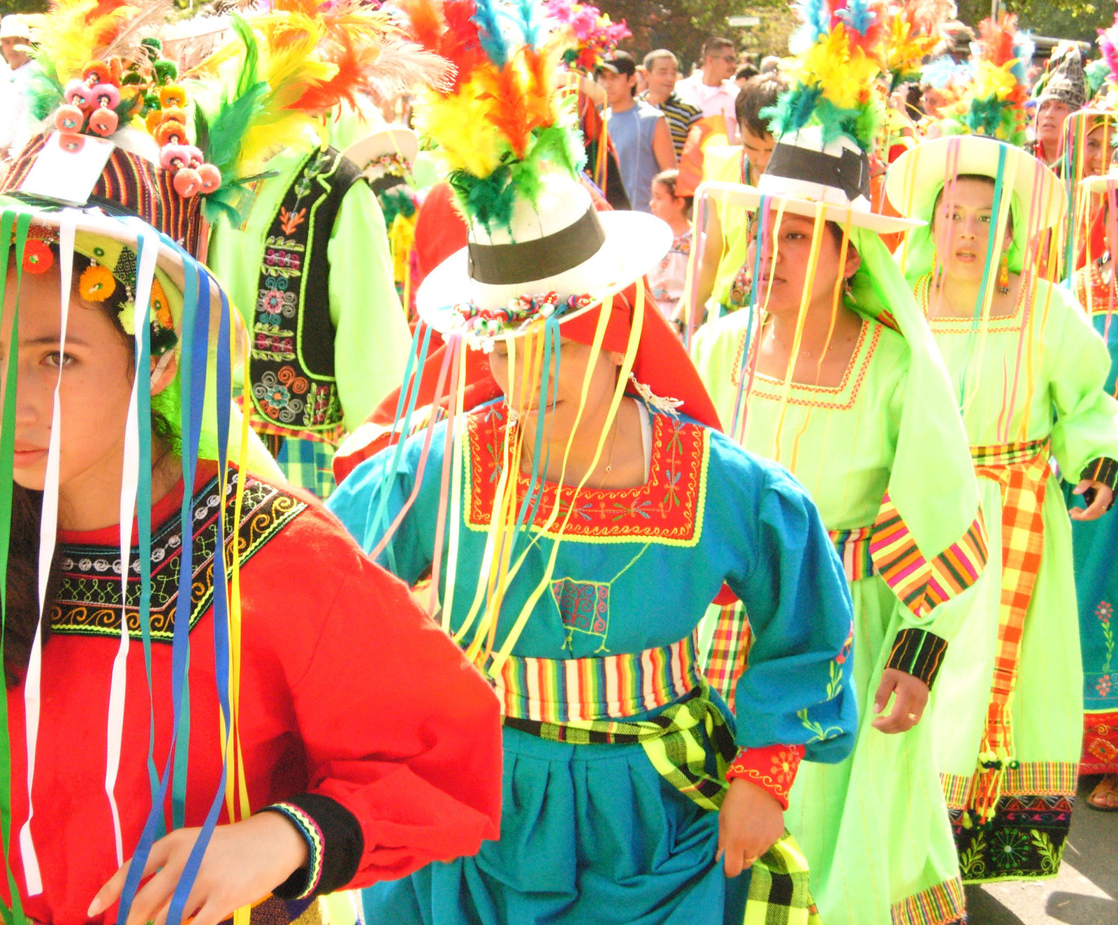 Carnaval del Pueblo in South London, 2006, acediscovery, Europeana Foundation, CC BY-SA