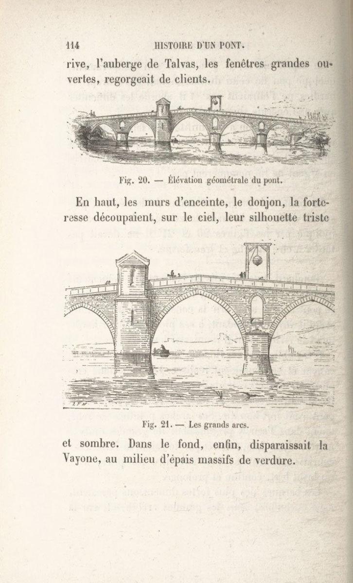 Histoire d'un pont, p.114, 1884, Félix Narjoux, Bibliothèque nationale de France, No Copyright - Other Known Legal Restrictions