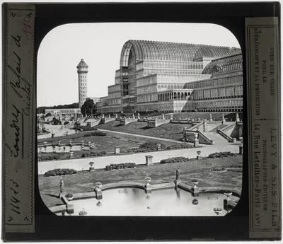 The Crystal Palace, s.d., Lévy & Fils, KU Leuven, In Copyright