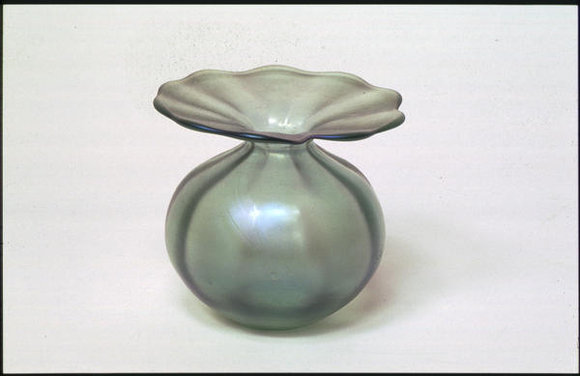 Vase, Koloman Moser, Design Council Slide Collection, Public Domain Mark