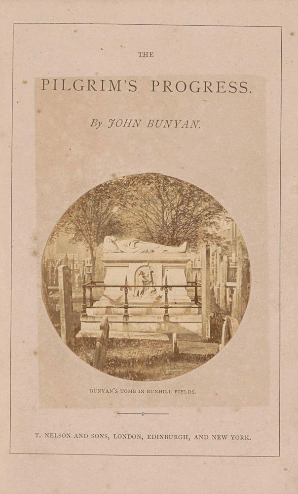 The pilgrim's progress from this world to which is to come, 1866, John Bunyan, Rijksmuseum, Public Domain Mark
