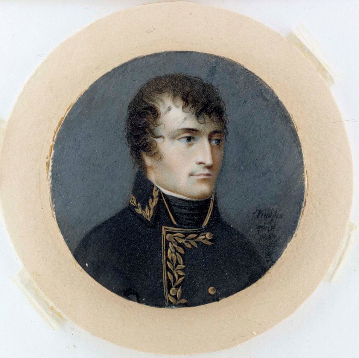 Napoleon I as first consul, Per Köhler, Finnish National Gallery, CC0