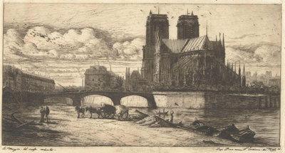 Rebuilding Notre-Dame