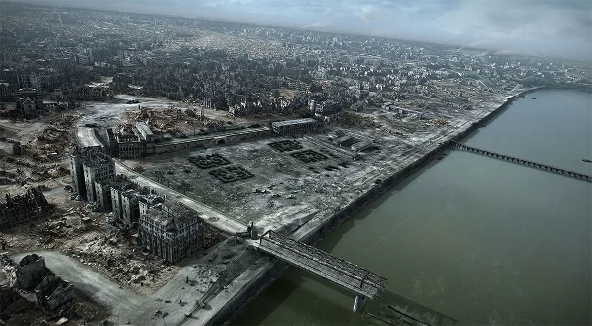 City of Ruins, Platige Image, Vimeo, In Copyright