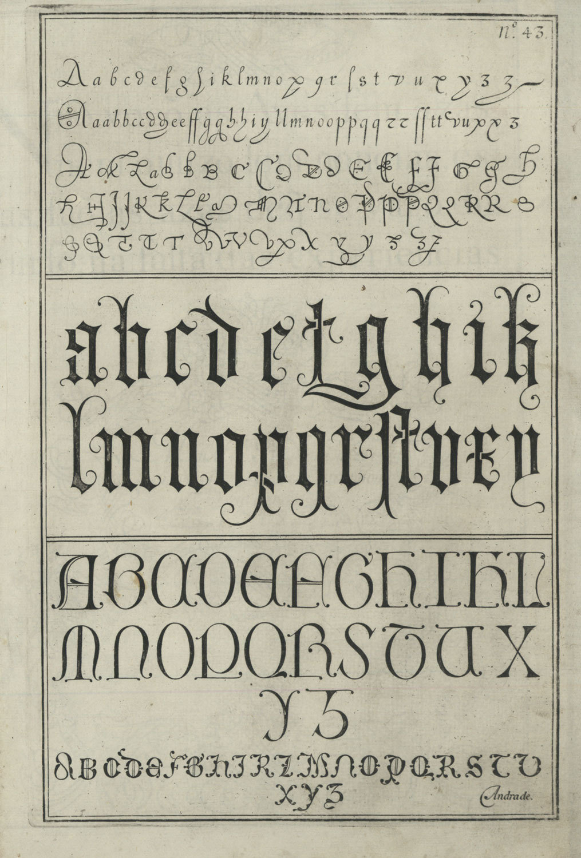 Nova Escola para aprender a ler, escrever, e contar [...], 1722, Manuel de Andrade de Figueiredo, Biblioteca Nacional de Portugal, Public Domain Mark