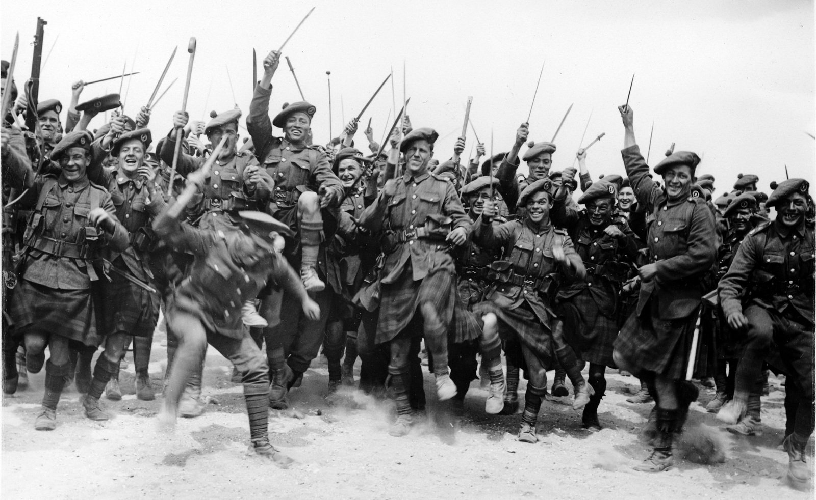 South African Infantry in their glory, 1914-1920, , National Library of Scotland, CC BY-NC-SA