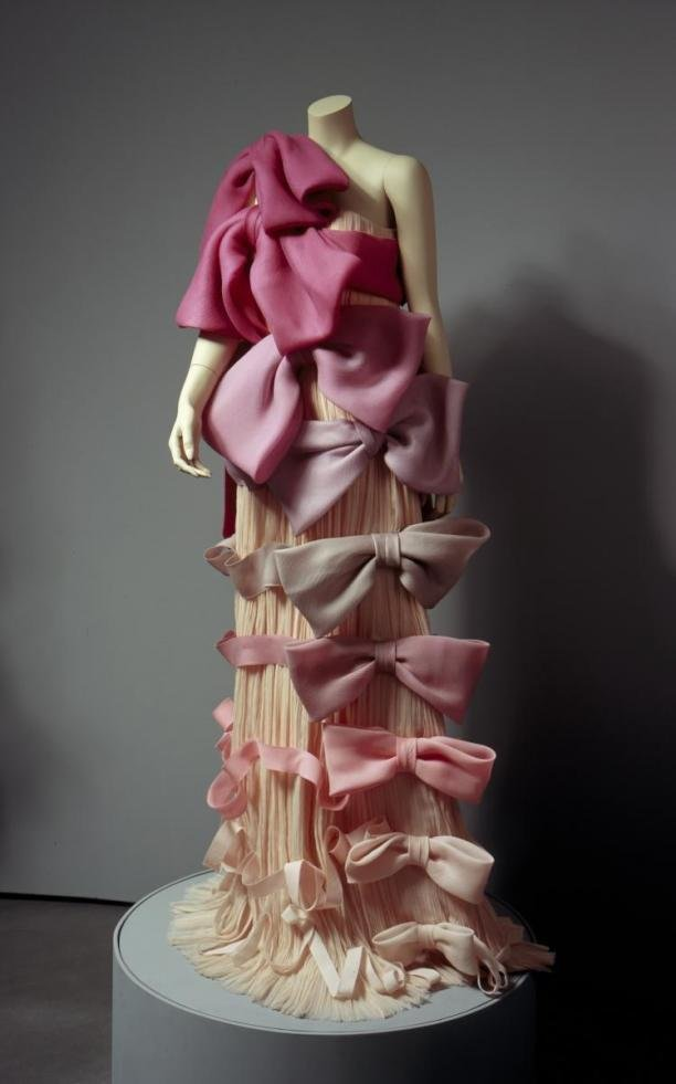 'Flowerbomb: Michelle' Dress, 2005, Viktor & Rolf, Centraal Museum, In Copyright