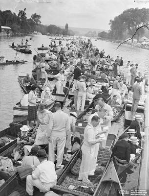 Finals Day at Henley Royal Regatta, 2 July 1938, , TopFoto.co.uk, In Copyright