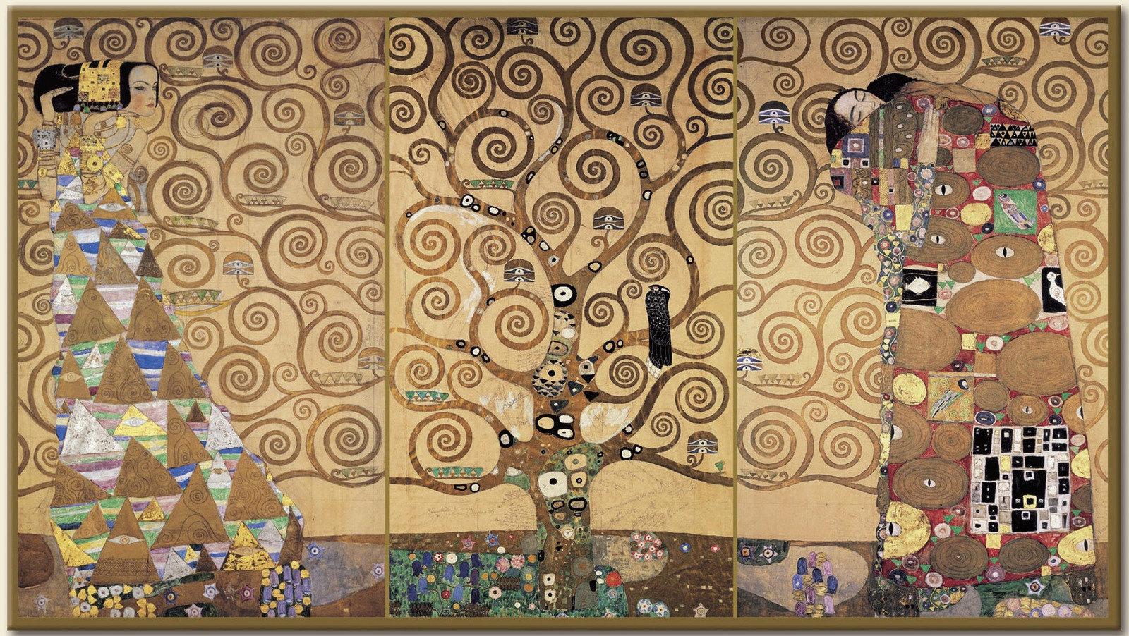 Karton zum Palais Stoclet, 1905-1909, Gustav Klimt, Fondazione BEIC, CC BY-NC-ND