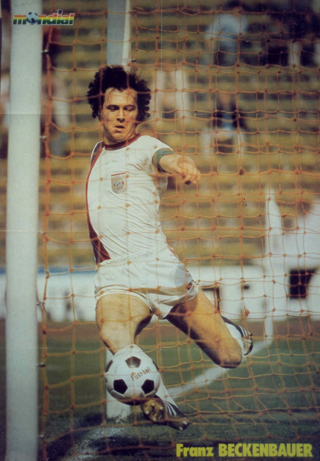 Franz Beckenbauer, unknown, Sportimonium, Hofstade, In Copyright