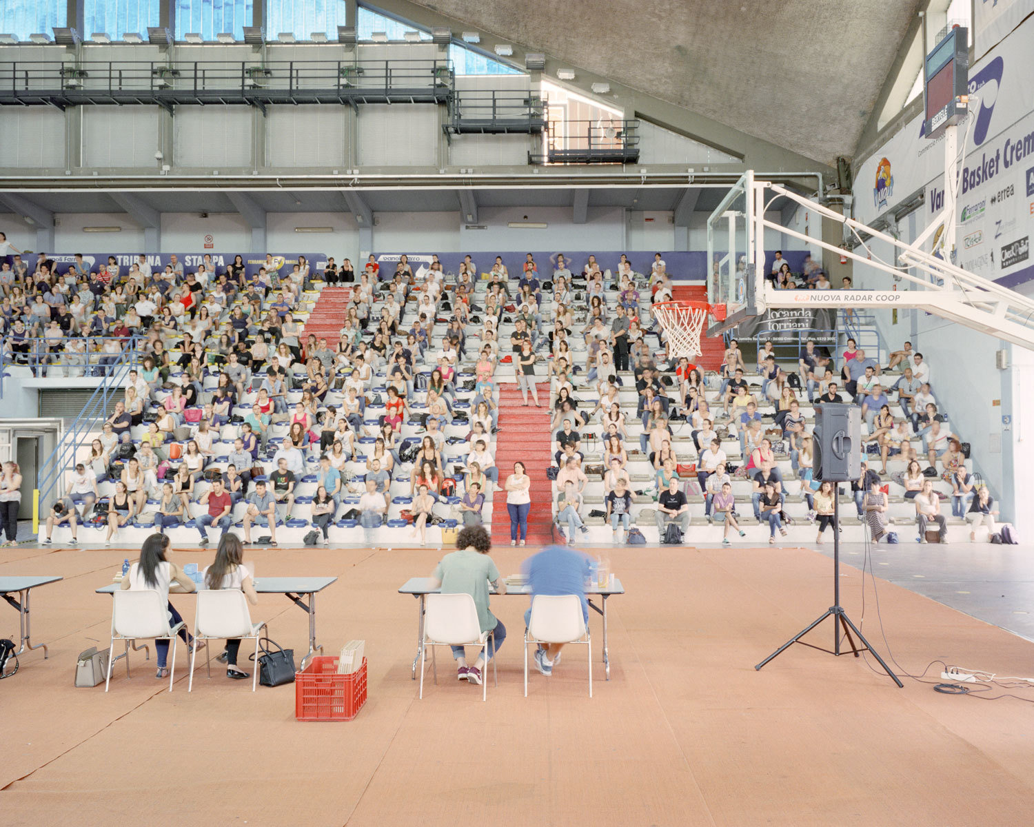 2015, Palasport Mario Radi, Cremona, Michele Borzoni, Audiovisual Library of the European Commission, CC BY-NC-ND
