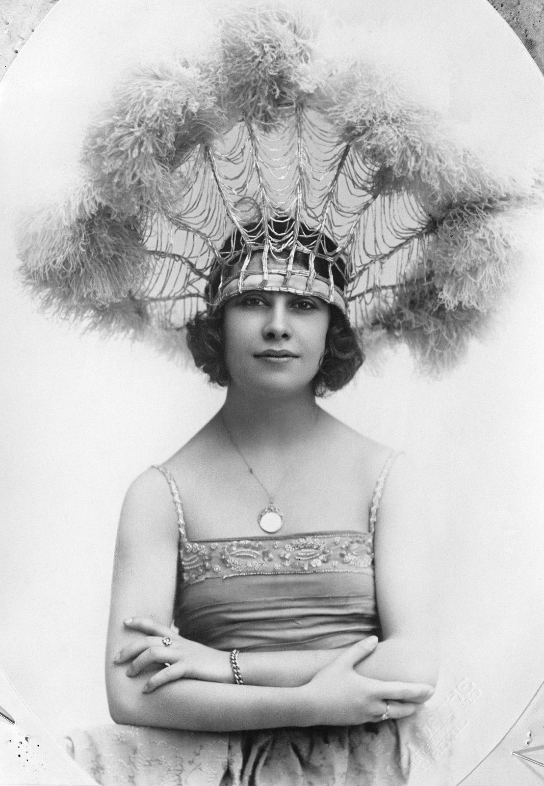'La Yanqui', 21 August 1926, Unknown, Topfoto.co.uk, In Copyright