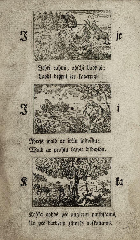 Bildu-Ahbize, 1787, Gotthard Friedrich Stender, National Library of Latvia, Public Domain Mark