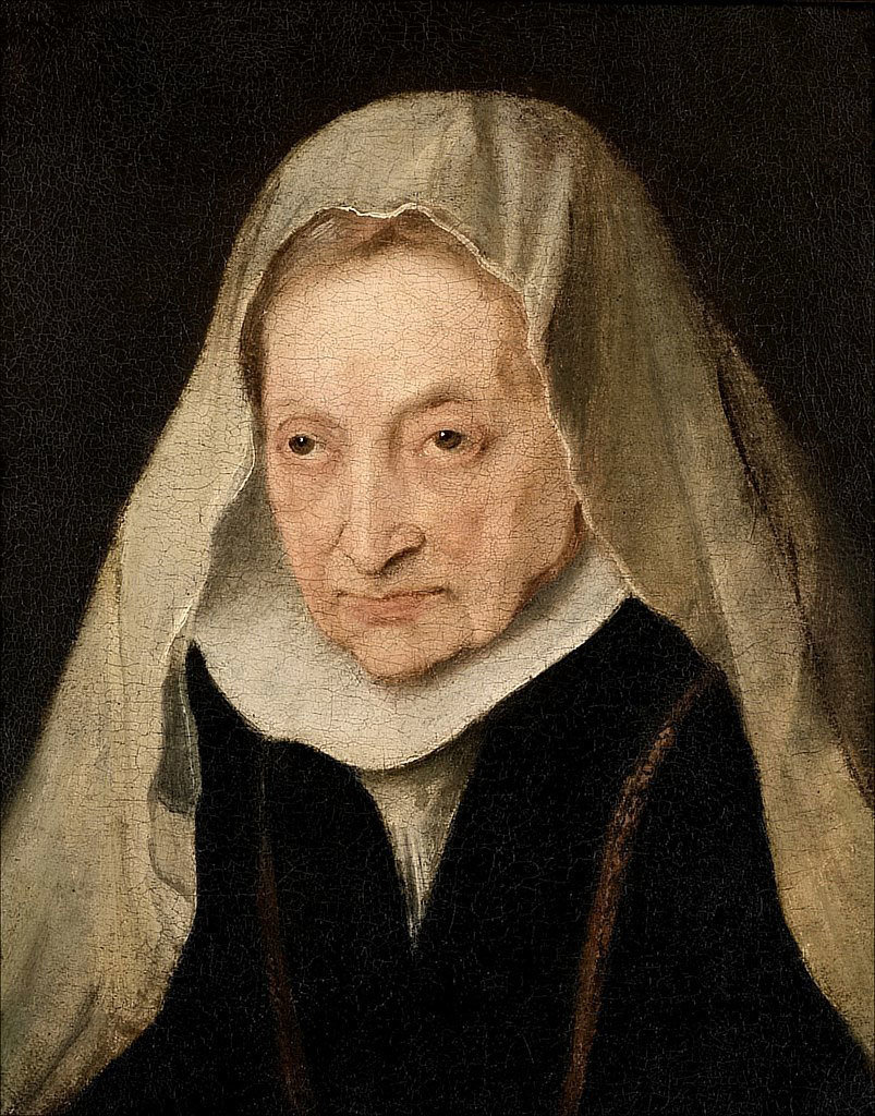 Portrait of Sofonisba, 1624, Anthony van Dyck, Wikimedia Commons after Dulwich Picture Gallery, Public Domain Mark
