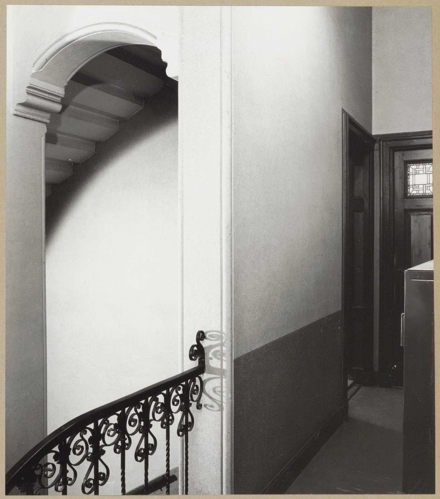 Villa interior, 1963, anonymous, Rijksmuseum, Public Domain Mark