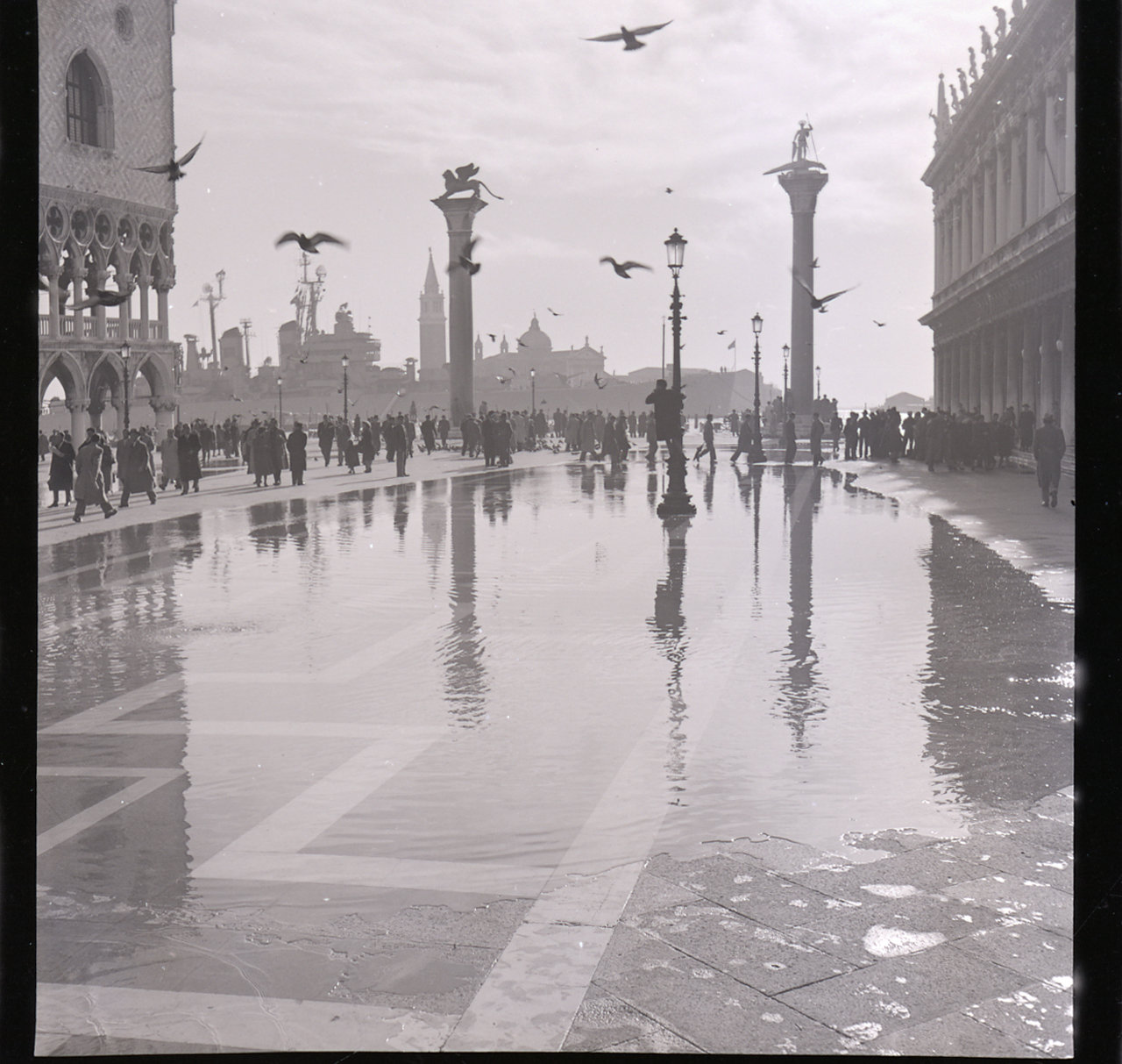 Venezia, 1950-1960, Paolo Monti, Fondazione Biblioteca Europea di Informazione e Cultura (BEIC), CC BY-SA