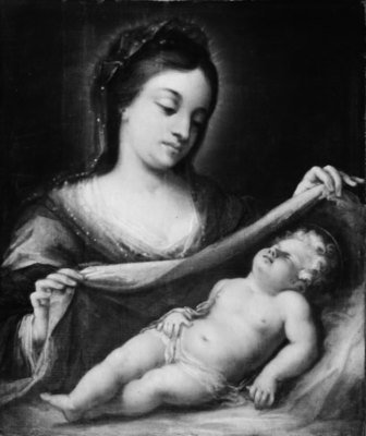 Virgin and Child, 1542-1623, Sofonisba Anguissola, Statens Museum for Kunst, CC0