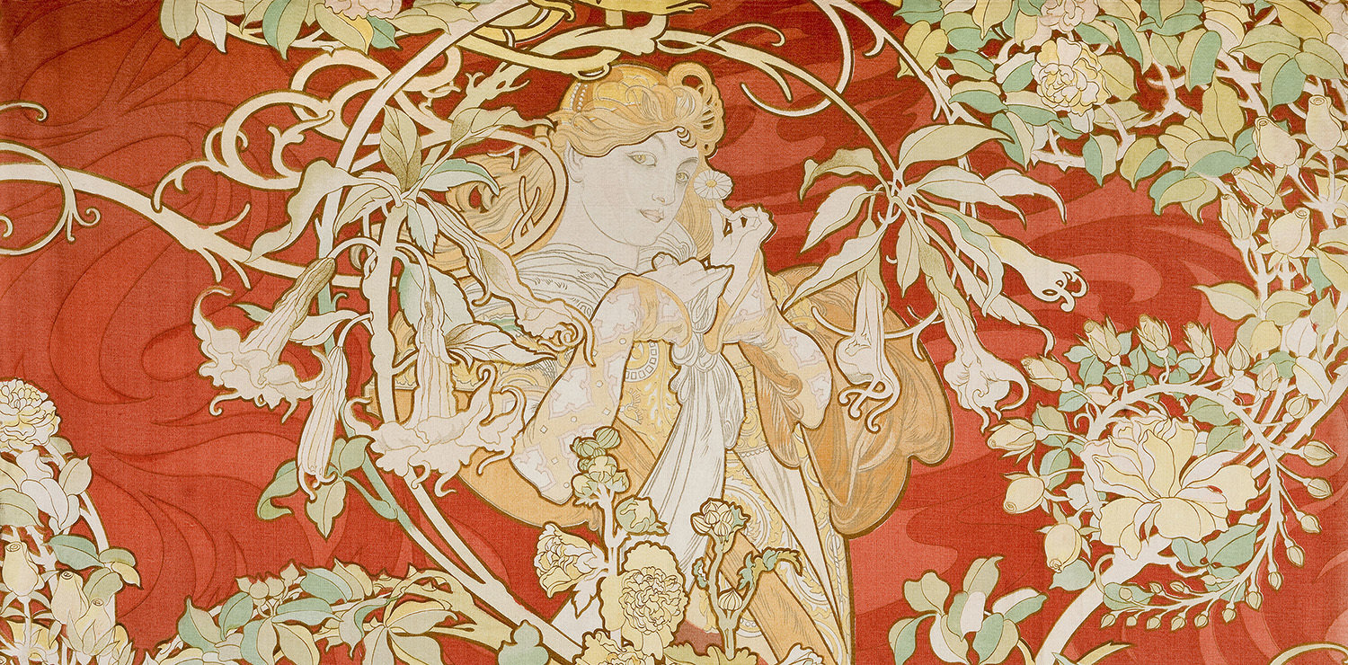 Women in art nouveau exhibitions europeana collections about this image gumiabroncs Gallery